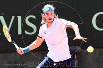 Η κορυφαία εταιρεία τένις Babolat μεγάλη χορηγός του Davis Cup στο Tatoi Club