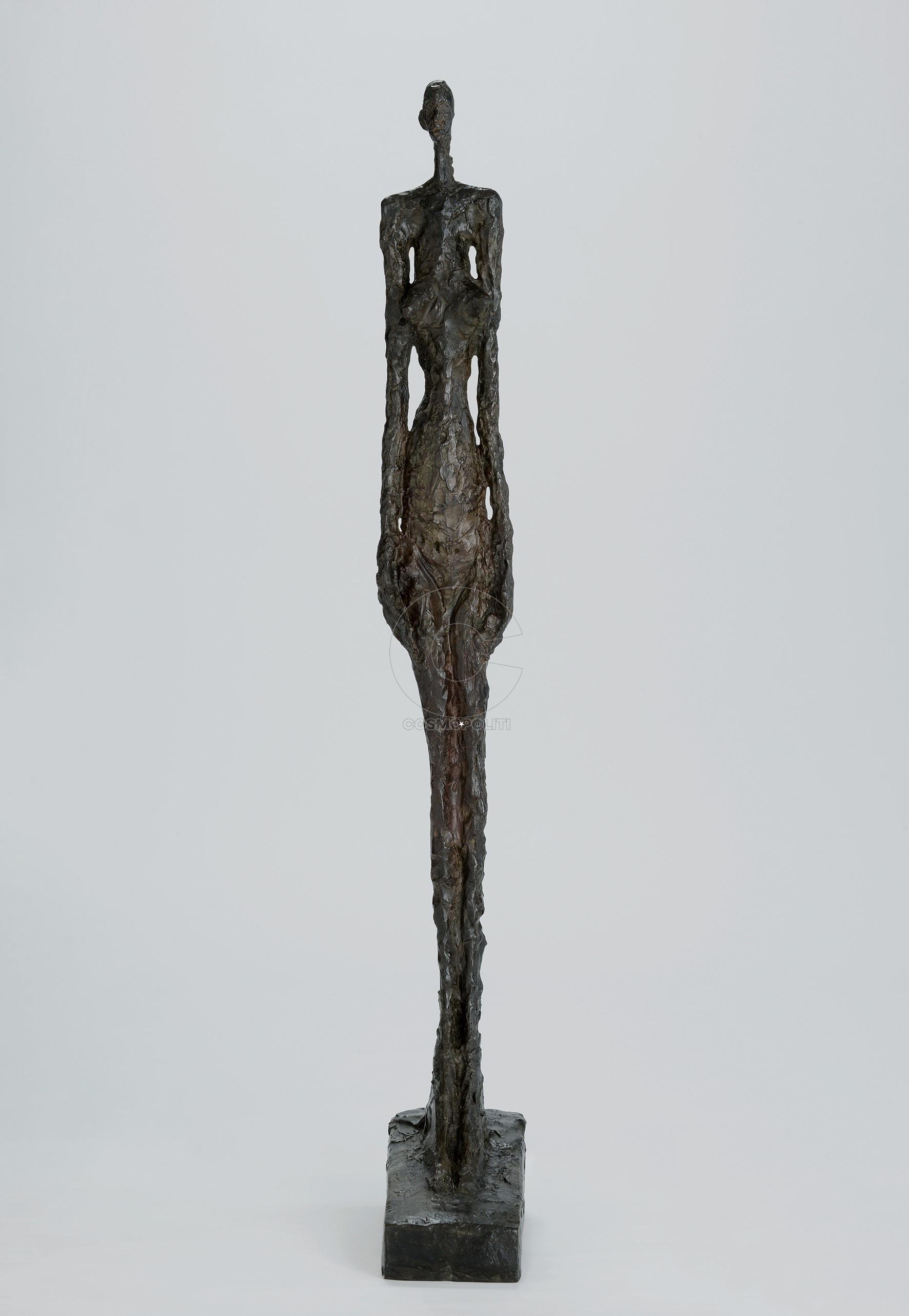 Giacometti Alberto, Femme de Venise V