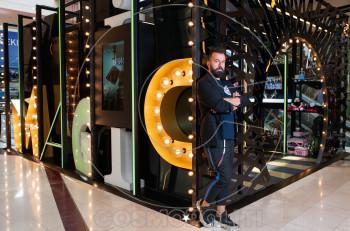 Άνοιξε το Magic Box του Κωνσταντίνου Ρήγου στο Utopia @ Golden Hall