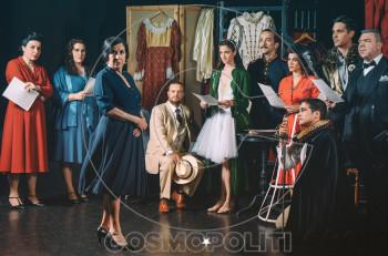 """Μαρίκα: η ζωή της Κοτοπούλη """"ζωντανεύει"""" στο θέατρο Χώρα"""