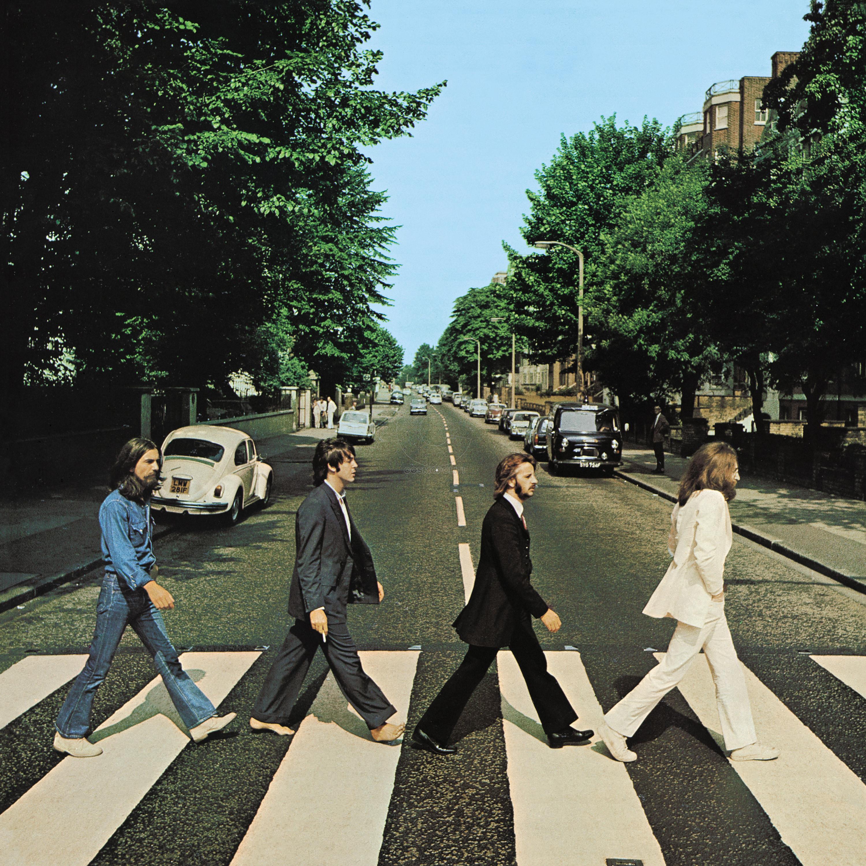 The Beatles - Abbey Road - Original Cover Art