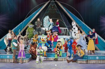 """""""Frozen"""" από το Disney On Ice στη Θεσσαλονίκη"""
