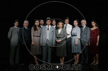 """""""Ο θάνατος του εμποράκου"""" με τον Δημήτρη Καταλειφό στο θέατρο Εμπορικόν"""