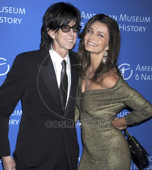 2013 Museum Gala at the American Museum of Natural History in New York Cit Featuring: Paulina Porizkova, Ric Ocasek Where: New York, New York, United States When: 21 Nov 2013 Credit: Dennis Van Tine/Future Image/WENN.com **Not available for publication in Germany, Poland, Russia, Hungary, Slovenia, Czech Republic, Serbia, Croatia, Slovakia**