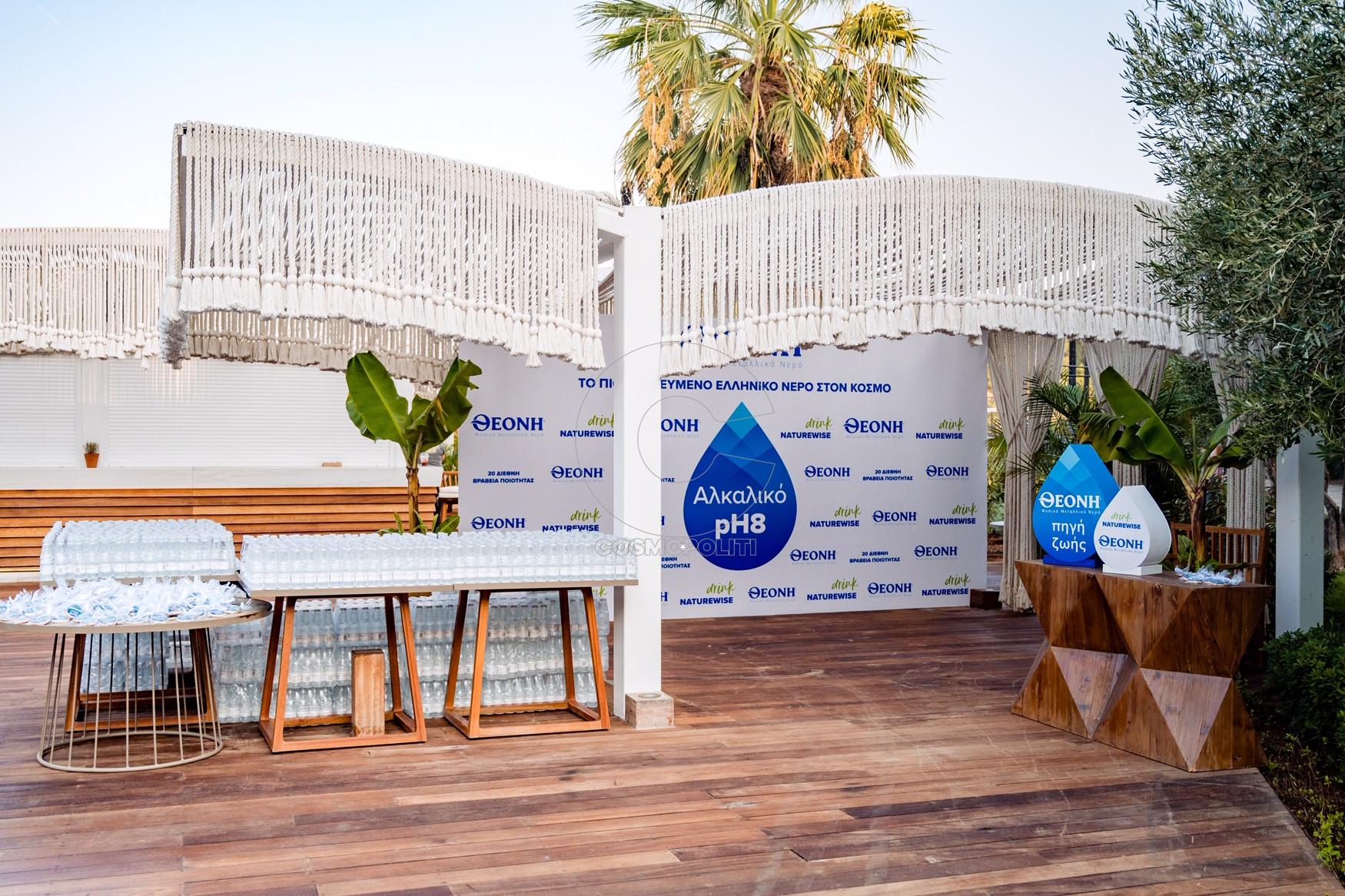 Το ΘΕΟΝΗ Φυσικό Μεταλλικό Νερό επίσημος Hydration Partner στο Ladies Run 2019 (2)