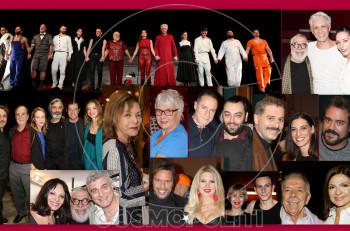 """Ονειρεμένη επίσημη πρεμιέρα για το """"Όνειρο Καλοκαιρινής Νύχτας"""" @θέατρο Βεάκη"""