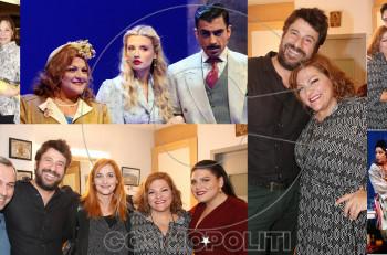 """Λαμπερή πρεμιέρα για την """"Μάμα Ρόζα"""" στο Θέατρο Αλίκη"""