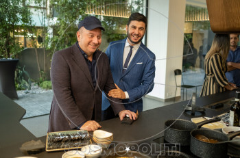 Gruppo Cucine: Εγκαίνια με γεύση από Ιταλία!