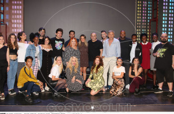 """Hairspray"" στο θέατρο Ακροπόλ: όσα μάθαμε στη συνέντευξη τύπου"