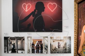 Παρουσίαση της έκθεσης «Ιστορίες ανθεκτικότητας: Γυναικείες φωνές της Μέσης Ανατολής» στο Ίδρυμα Εικαστικών Τεχνών Τσιχριτζή