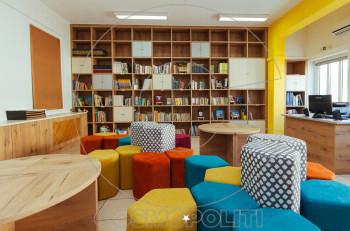 Δωρεά του Ιδρύματος Γ. & Α. Μαμιδάκη η Βιβλιοθήκη  του 3ου Δημοτικού Σχολείου Αγίου Νικολάου