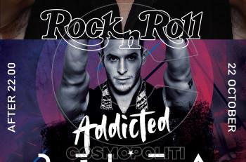 Ο D3LTA επιστρέφει στη σκηνή του Rock n Roll στην Αθήνα