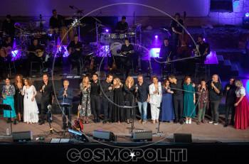 Τα μουσικά γενέθλια του Γιώργου Νταλάρα στο Ηρώδειο