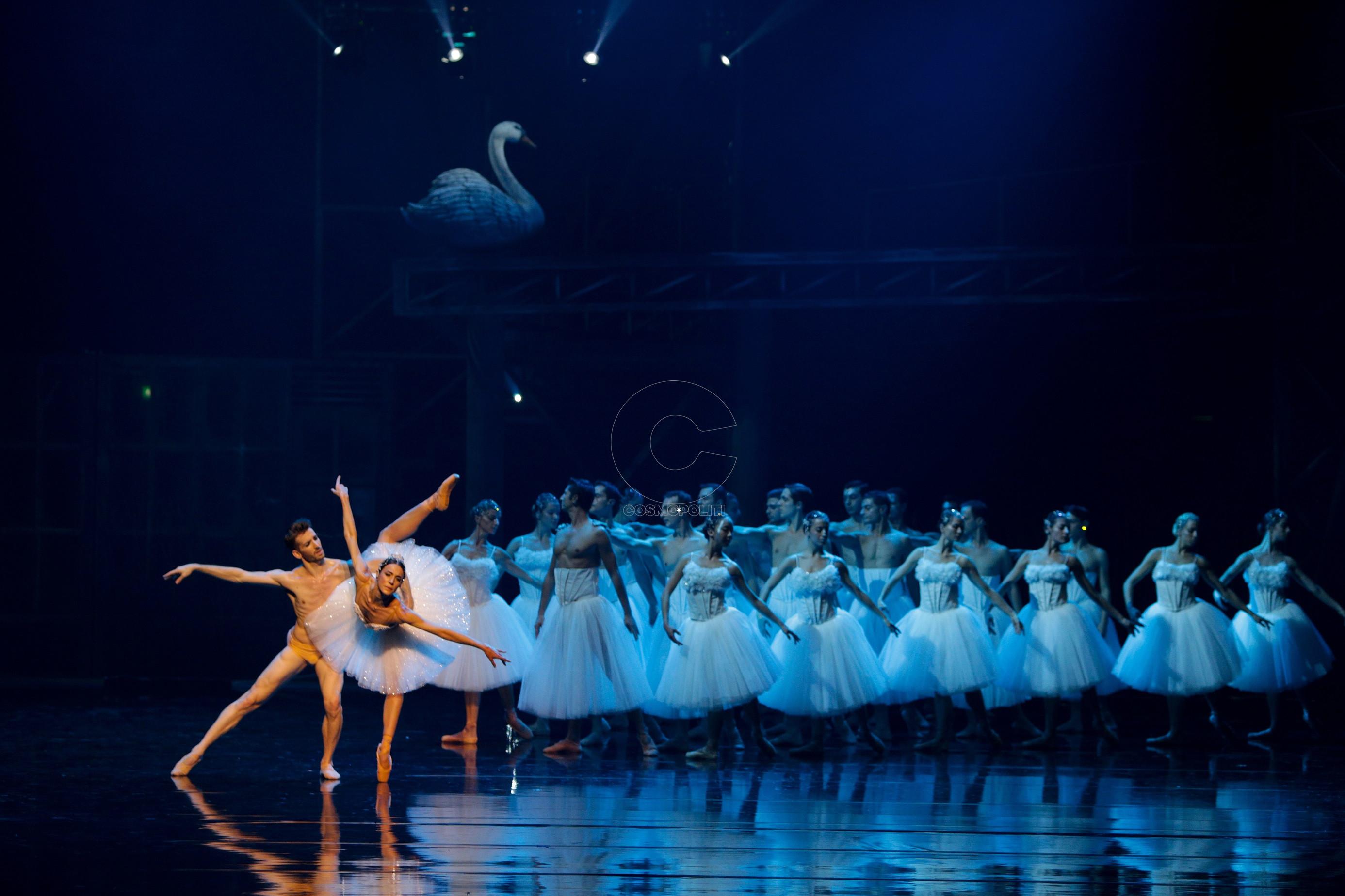 GNO Ballet - Swan Lake - photo Aggelos Chistofilopoulos 54