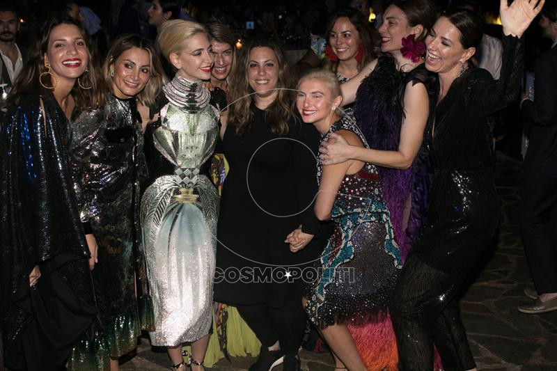 Mary Katrantzou with friends (Copy)