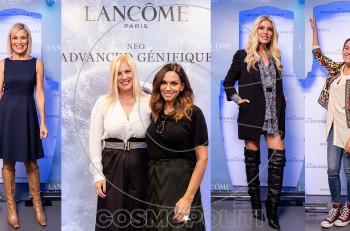 Eντυπωσιακό event από τη Lancôme