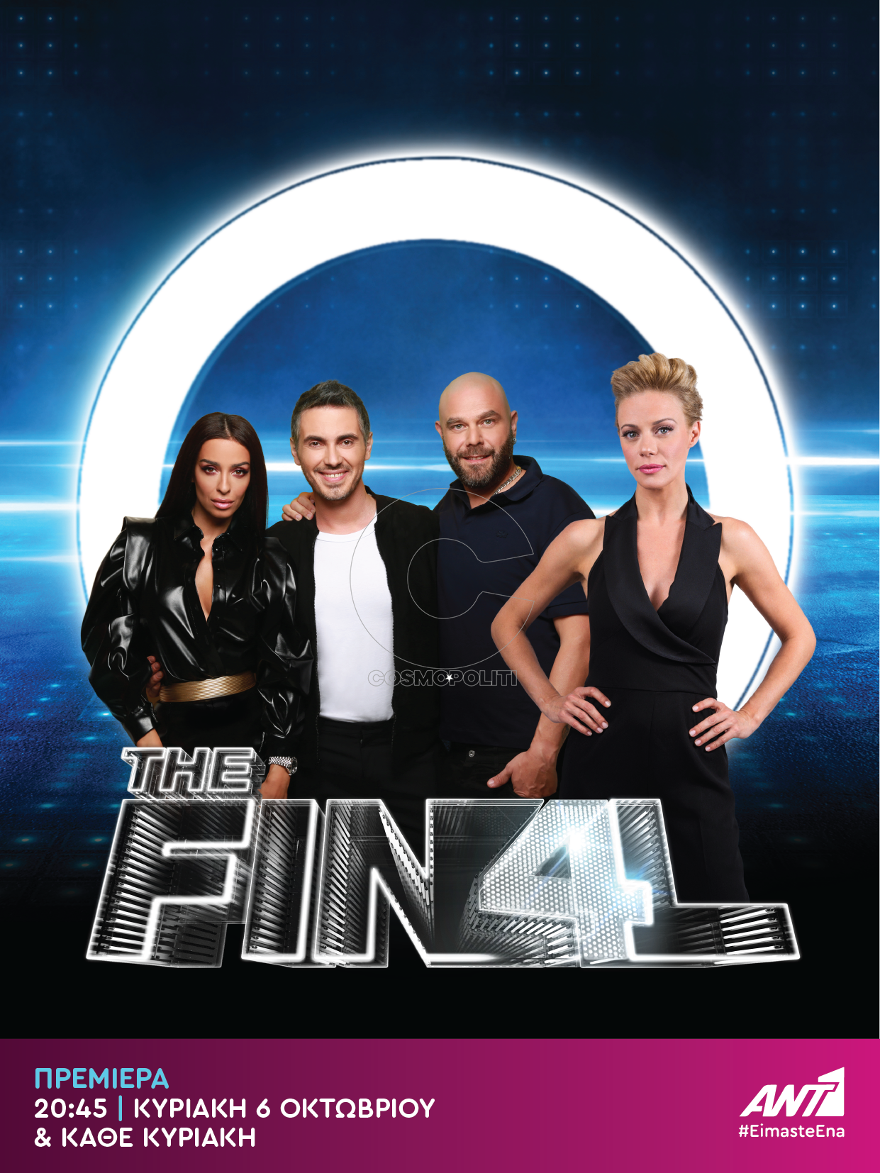 THE FINAL FOUR 01