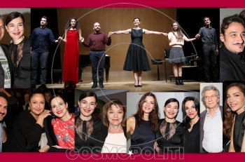 Μaster Class: Επίσημη πρεμιέρα για το δεύτερο χρόνο επιτυχίας στο Θεάτρο Χορν
