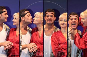 """""""Το ελεύθερο ζευγάρι"""" επιστρέφει στο Θέατρο Μπέλλος"""
