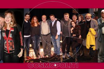 Εγώ, ο Μάρκος Βαμβακάρης: Bραδιά με φίλους στο θέατρο Μικρό Άνεσις
