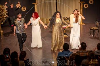 """Πρεμιέρα για το """"Δείπνο Βασιλισσών"""" στο θέατρο ΠΚ"""