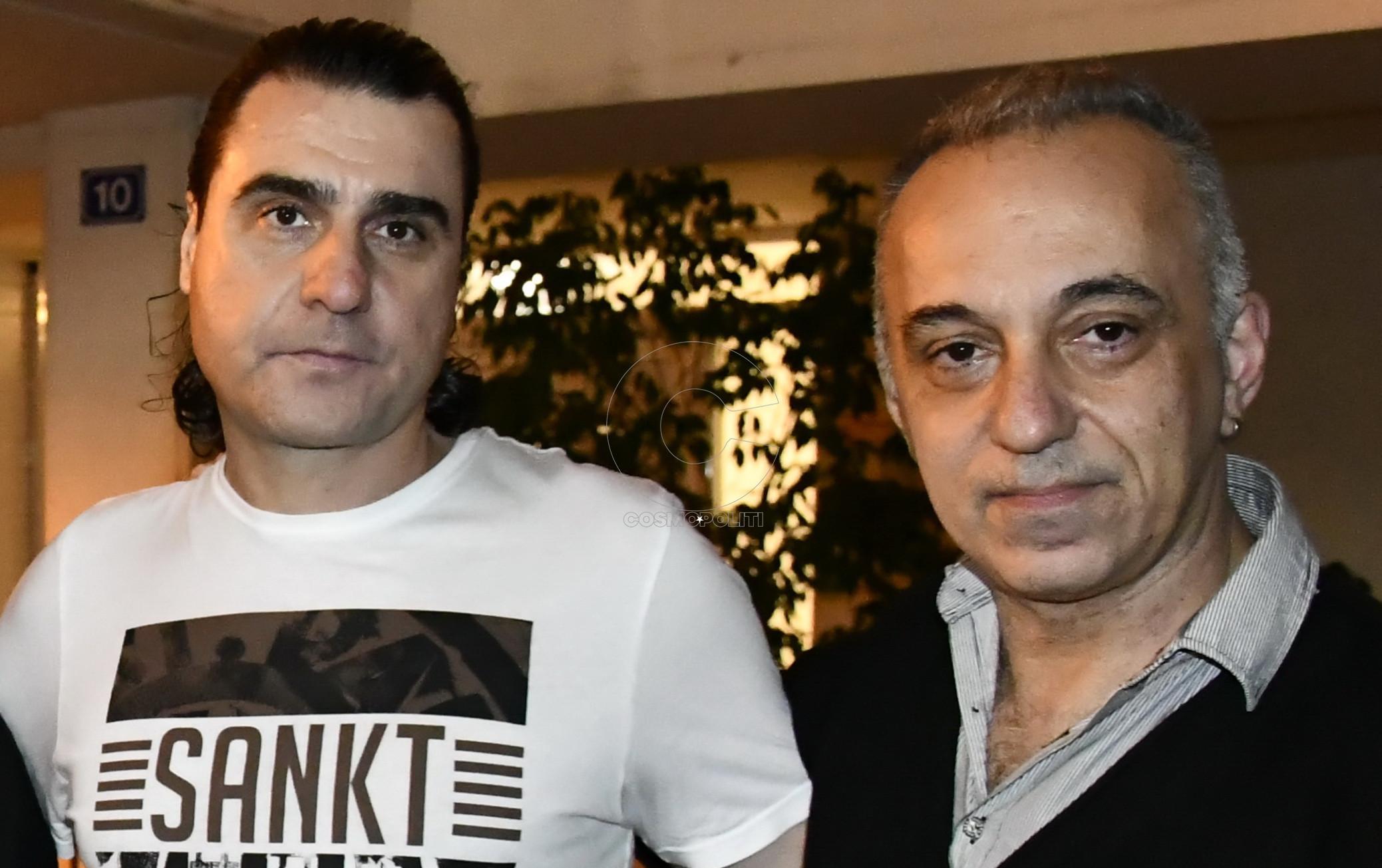 Νίκος Χαλατζίδης Γιώργος Λιβανός