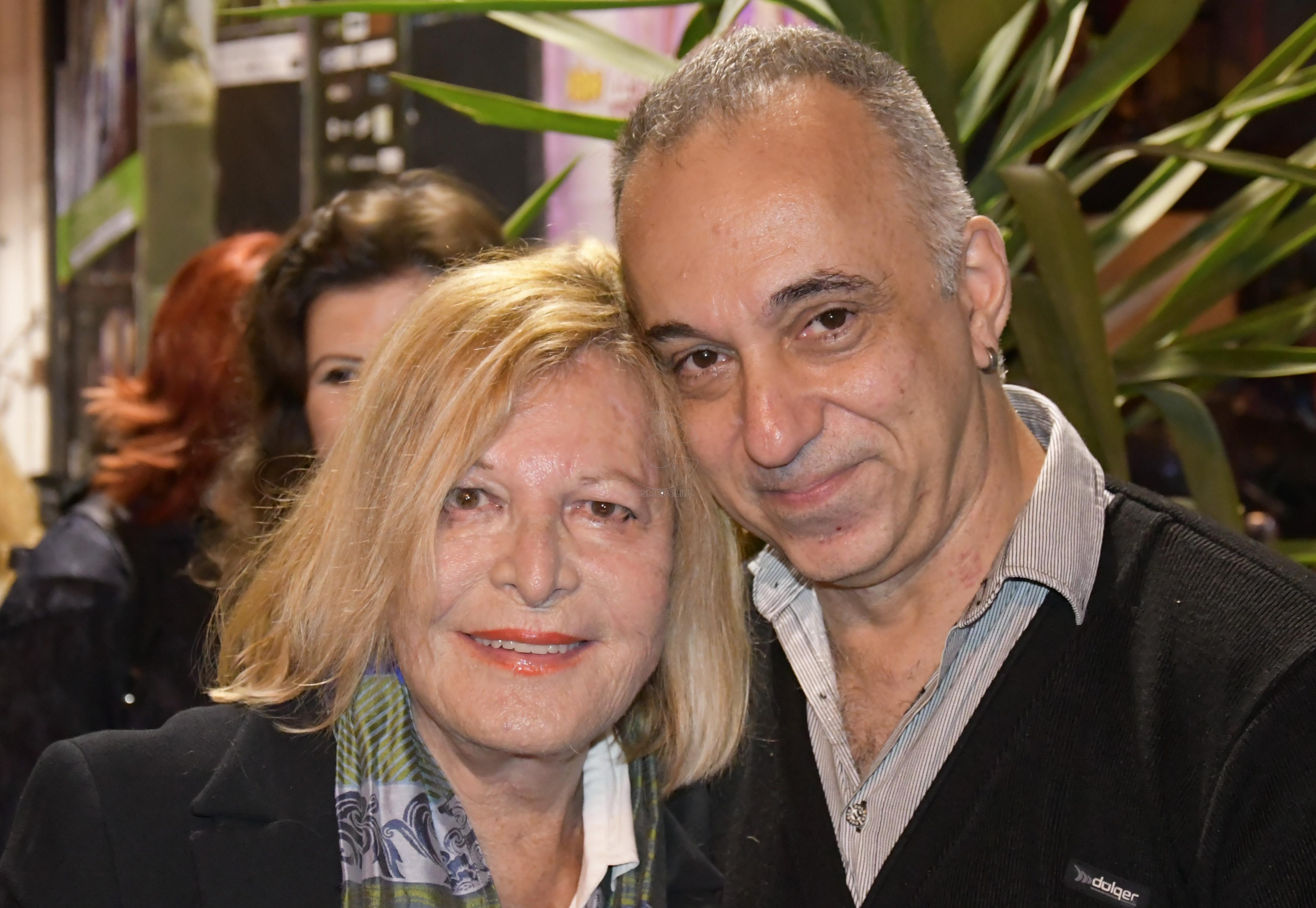 Χαριτίνη Καρόλου Γιώργος Λιβανός