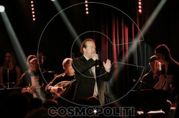 Γιάννης Πάριος: Ποιος να συγκριθεί μαζί του; Πρεμιέρα στο Baraonda Music Hall