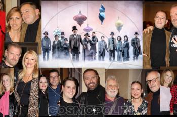 Πρεμιέρα 2ης χρονιάς για την υπέροχη «Χριστουγεννιάτικη ιστορία» στο Εθνικό Θέατρο