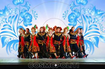 Gzhel: όλη η Ρωσία σε μία παράσταση!