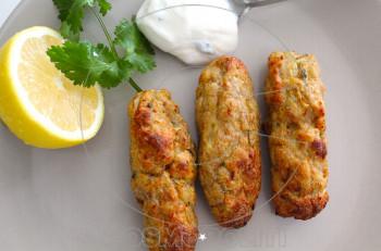 Συνταγή για υγιεινά σουτζουκάκια κοτόπουλου