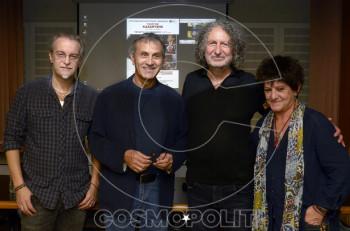 Γιώργος Καζαντζής – εφ' όλης της ύλης: συνέντευξη τύπου για τη συναυλία στο Μέγαρο Μουσικής Αθηνών
