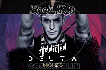 """Addicted D3LTA Nights"":  Ο D3LTA επιστρέφει στη σκηνή του Rock n Roll στην Αθήνα"