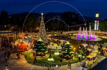 H Xώρα των Ξωτικών στη χριστουγεννιάτικη GoldenLand