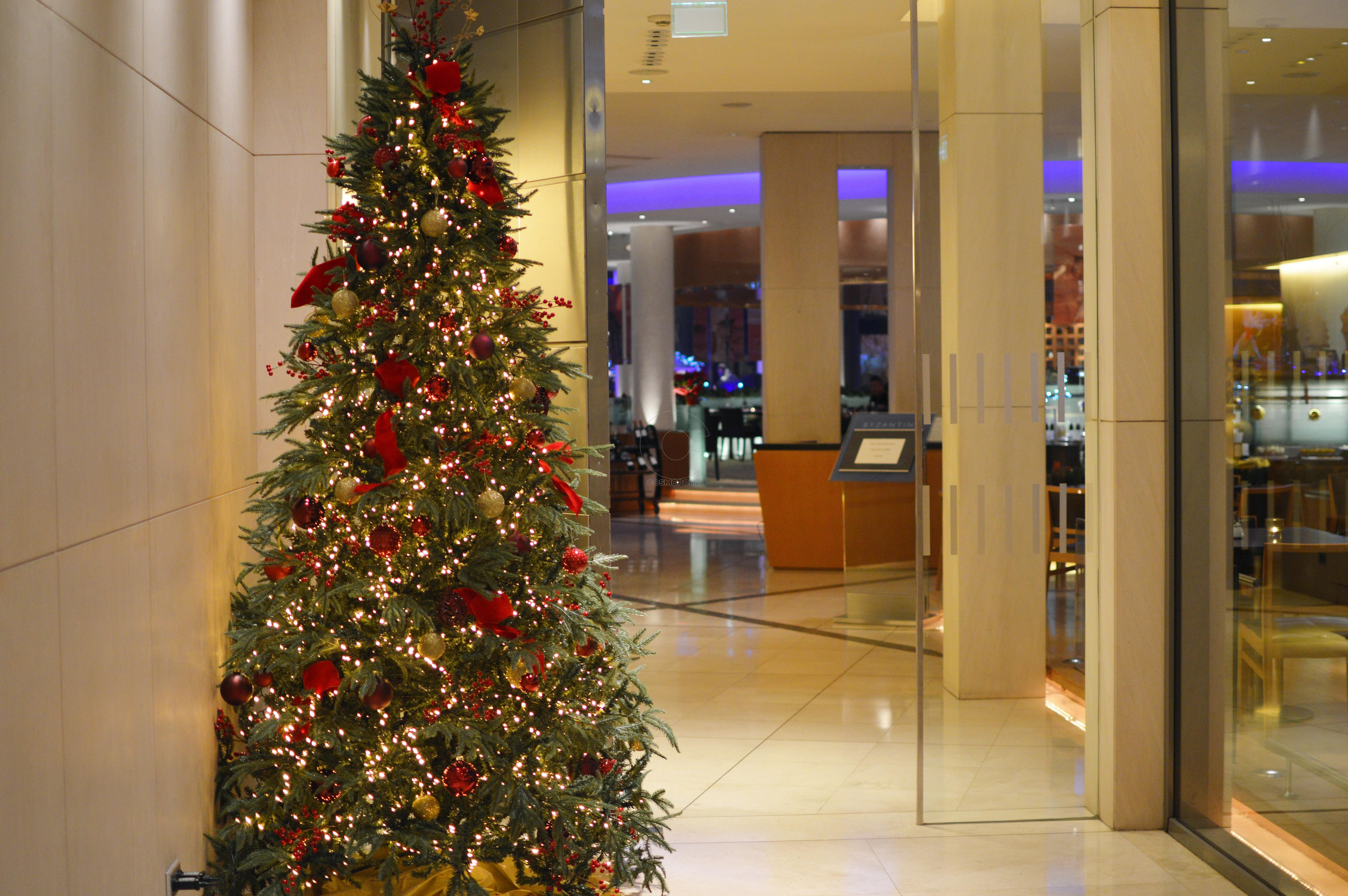Hilton Athens Christmas (15)