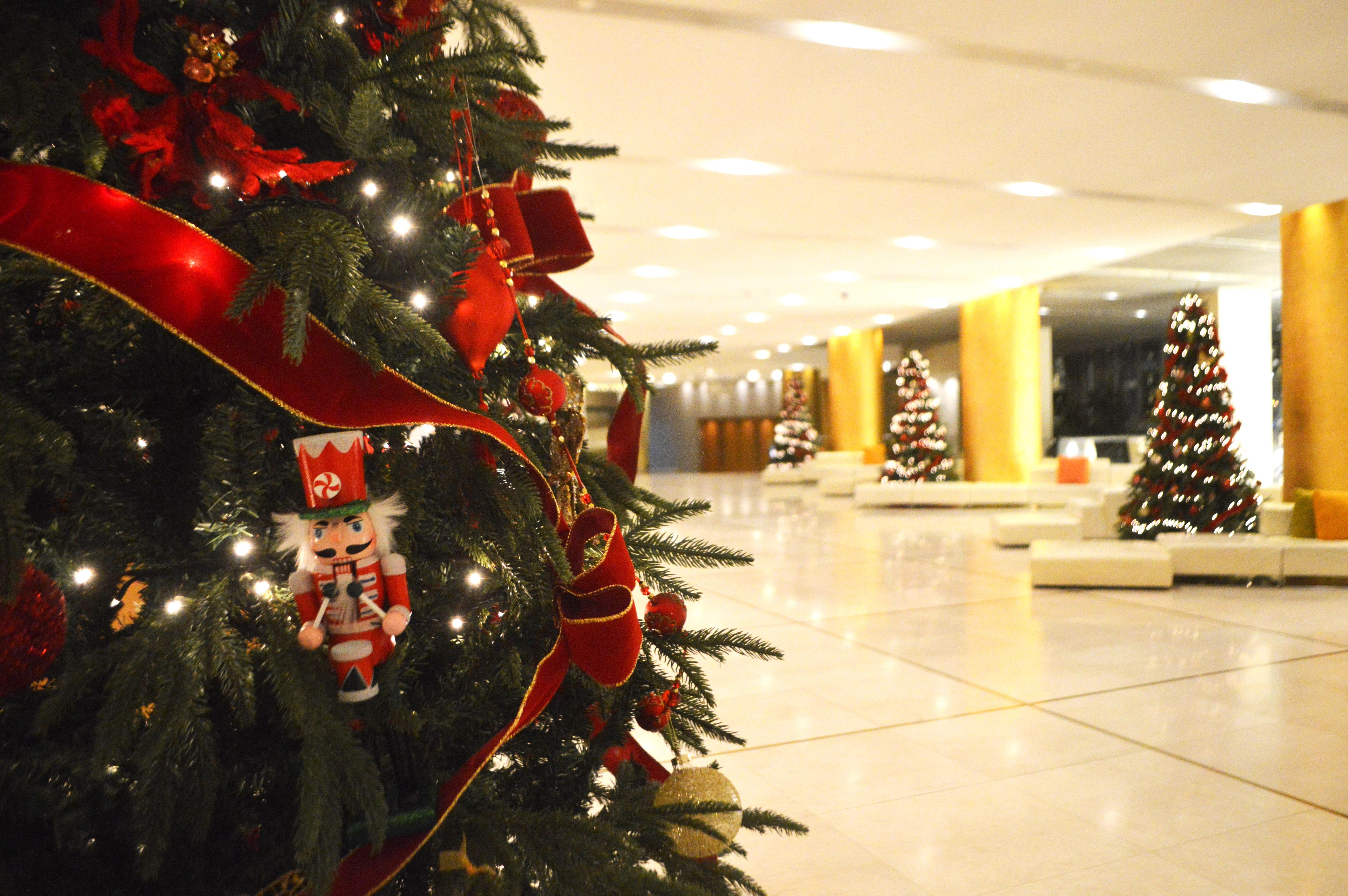 Hilton Athens Christmas (7)