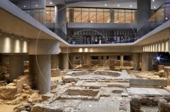Ξενάγηση στο Μουσείο της Ακρόπολης- Τα μυστικά της κρυμμένης πόλης