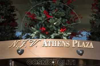 Xmas & New Year's Eve Gala βραδιές στο NJV Athens Plaza