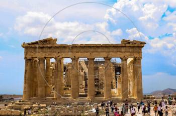 Ξενάγηση στον Ιερό Βράχο της Ακρόπολης