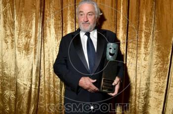 Τιμητικό βραβείο στον υπέροχο Robert De Niro