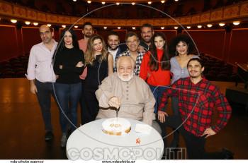Πόλεμος και Ειρήνη: κοπή πίτας για το 2020 στο Δημοτικό Θέατρο Πειραιά