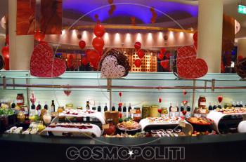 Ρομαντικό Σαββατοκύριακο στο Hilton Αθηνών