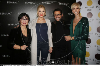 Εντυπωσιακό launch party για τη νέα σειρά μακιγιάζ της Semilac