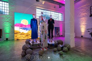 H H&M γιορτάζει το λανσάρισμα της συλλογής Studio S/S 2020