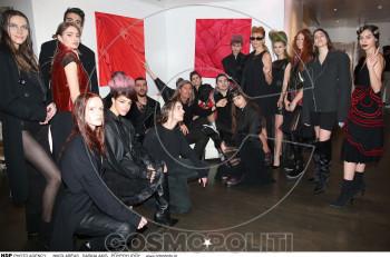 Μάρκελλος Νύκτας: Σούπερ Love Fashion Show στο Grecotel Pallas Athena
