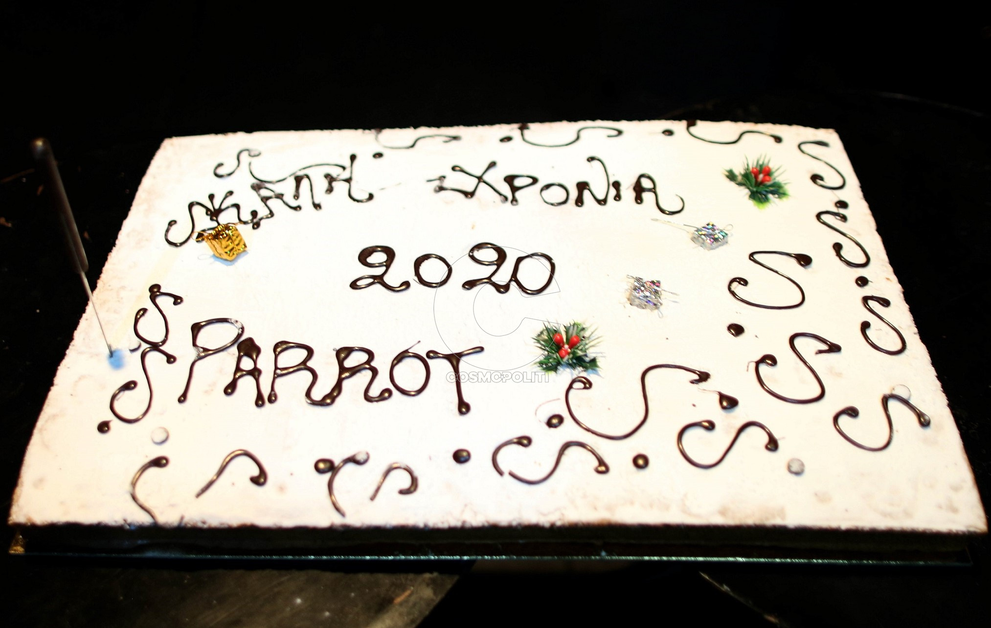 10 Parrot Πίτα