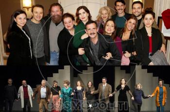 """Επίσημη πρεμιέρα για τις """"7 Αναζητήσεις"""" στο Δημοτικό Θέατρο Πειραιά"""