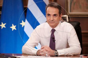 Το νέο διάγγελμα του πρωθυπουργού Κυριάκου Μητσοτάκη για τον κορωνοϊό