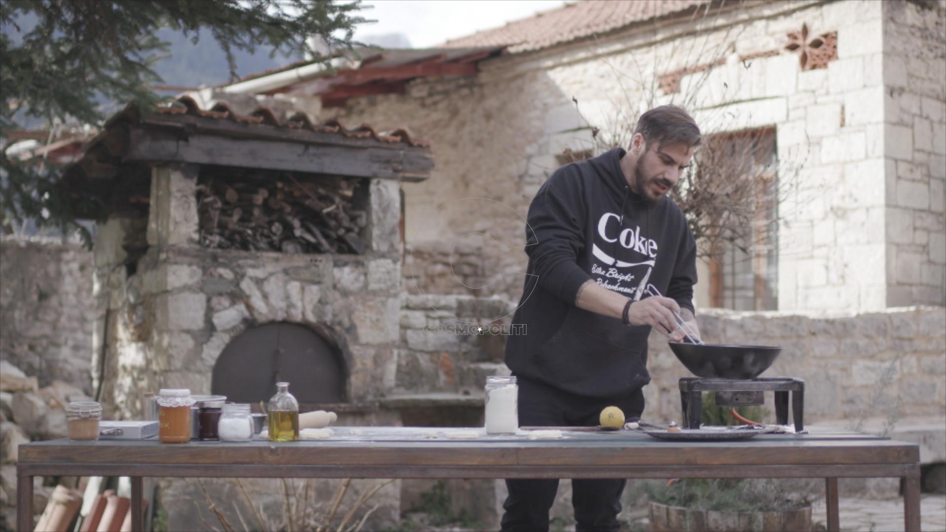 Akis΄Food Tour (Επεισόδιο 8) Ευρυτανία 4
