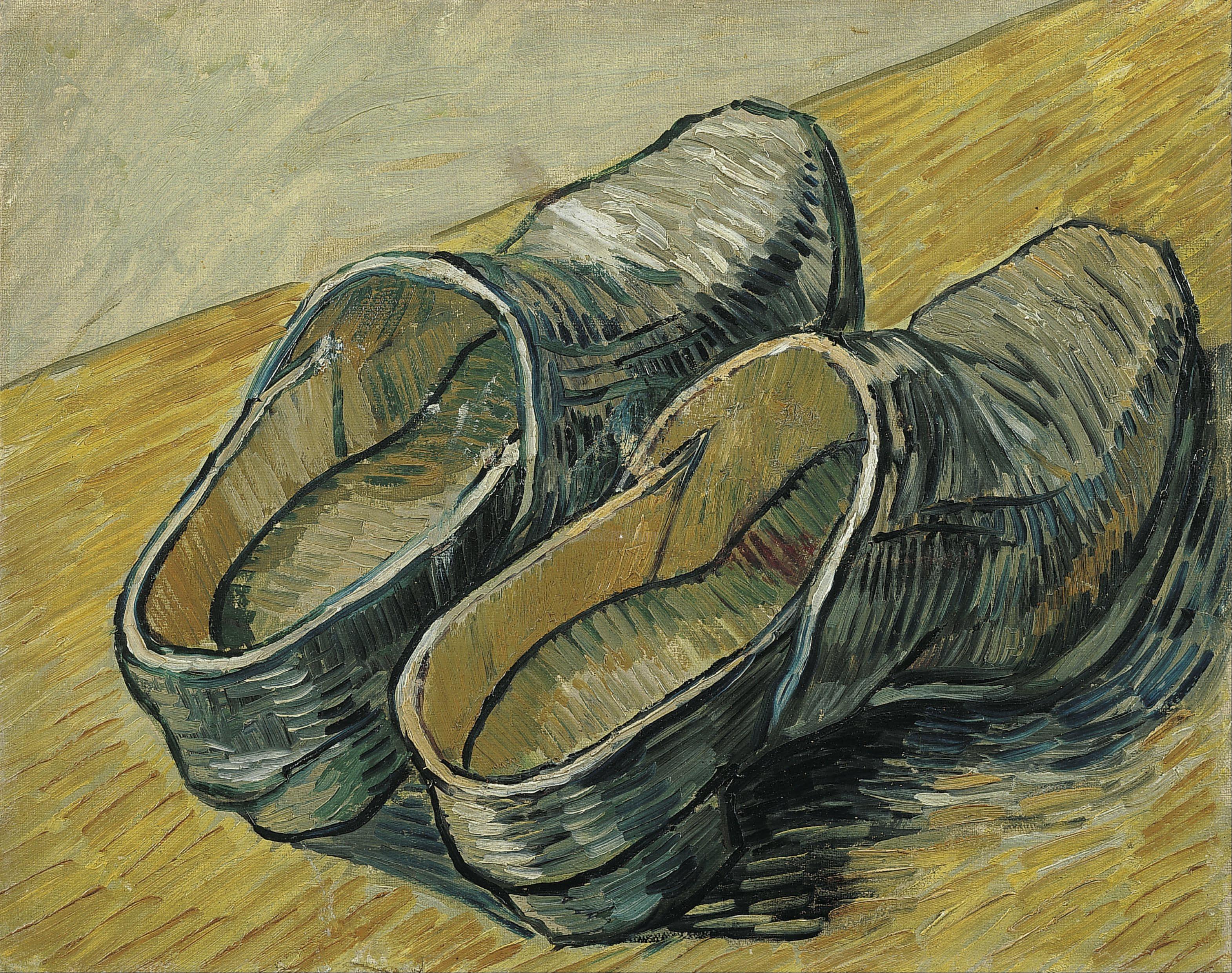 Vincent_van_Gogh_-_A_pair_of_leather_clogs_-_Google_Art_Project
